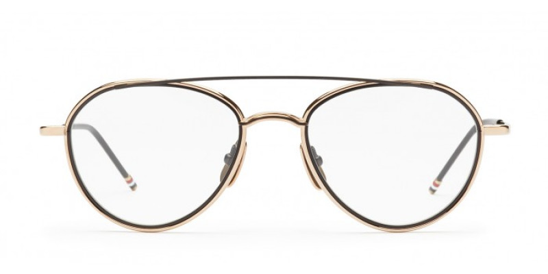 THOM BROWNE TB 109 BLK/GLD optical