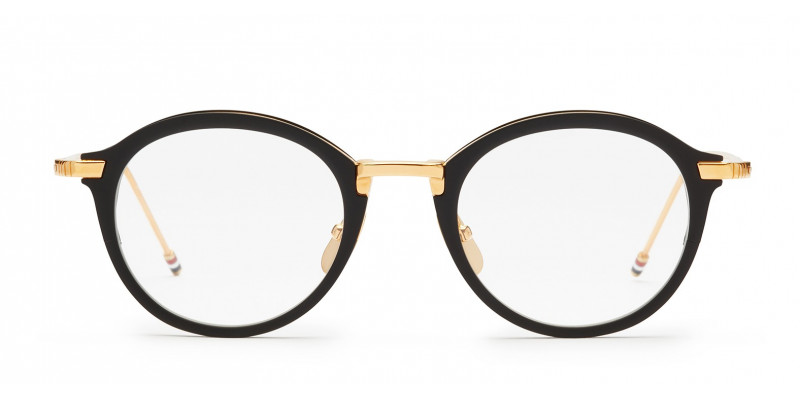 THOM BROWNE TB 110 BLK/GLD optical