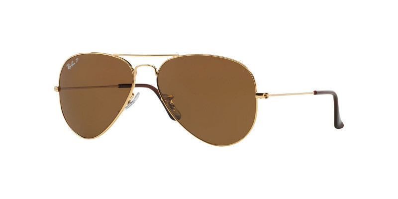 8f56299b0 Ray-Ban AVIATOR CLASSIC RB3025 001/57 POLARIZED