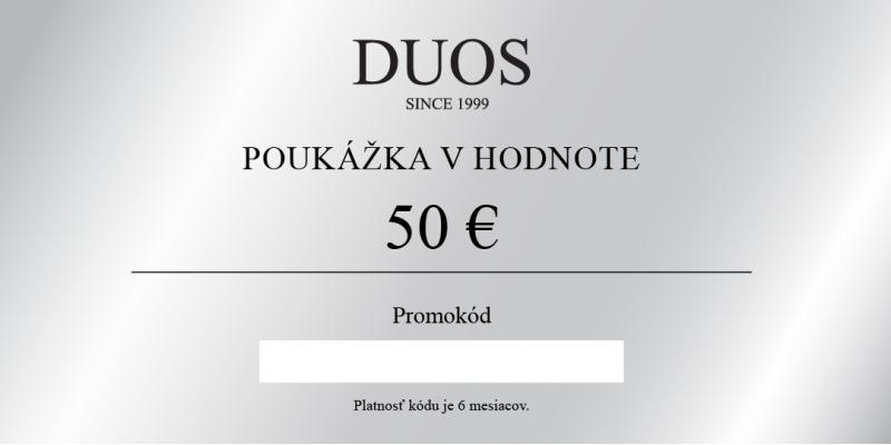 Digital gift voucher 50€
